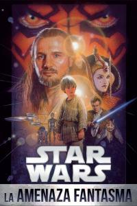 La guerra de las galaxias. Episodio I: La amenaza fantasma (1999) HD 1080p Latino