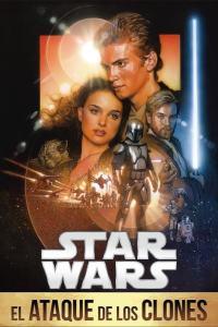 La guerra de las galaxias. Episodio II: El ataque de los clones (2002) HD 1080p Latino