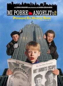 Mi pobre angelito 2: Perdido en Nueva York (1992) HD 1080p Latino