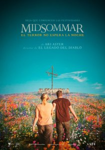 Midsommar: El terror no espera la noche (2019) HD 1080p Latino