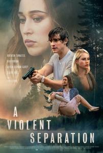 Una violenta separación (2019) HD 1080p Latino
