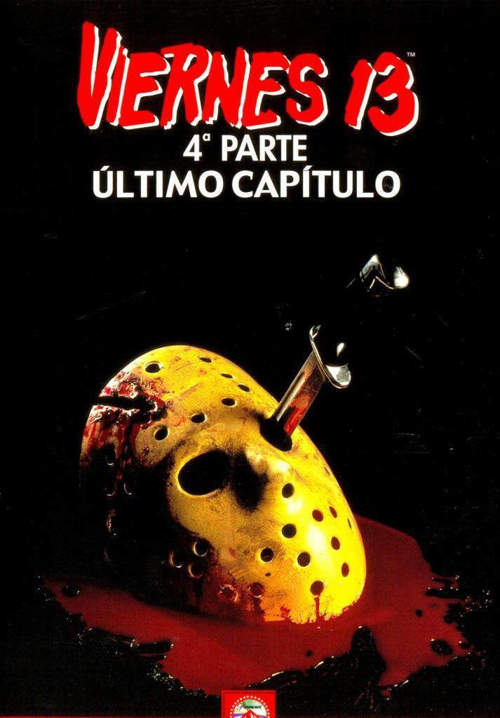 Viernes 13, Parte 4: Último capítulo (1984) HD 1080p Latino