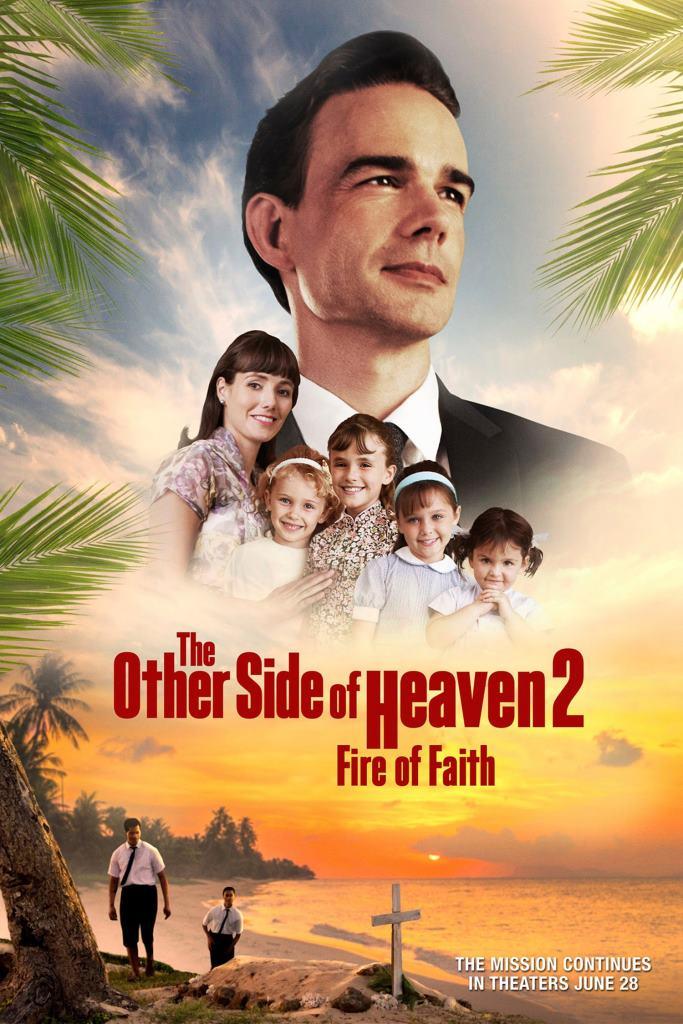 Al otro lado del cielo 2: El fuego de la fe (2019) HD 1080p Latino