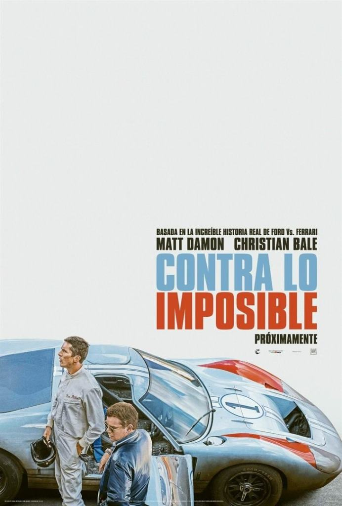 Contra lo Imposible (2019) HD 1080p Latino