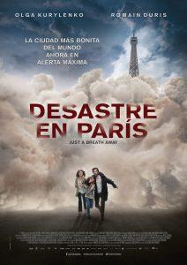 Desastre en París (2018) HD 1080p Latino