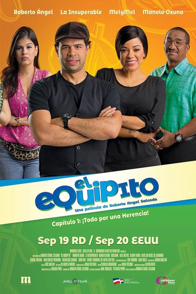El Equipito, Capítulo 1: ¡Todo por una Herencia! (2019) HD 1080p Latino