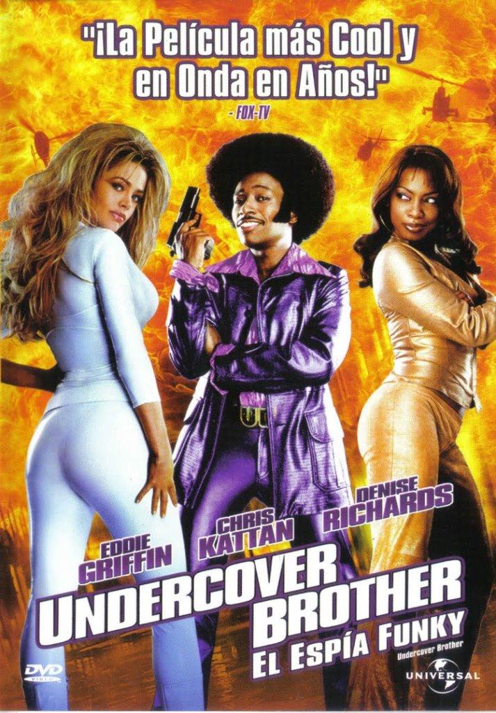 Un héroe encubierto (2002) DVD-Rip Latino