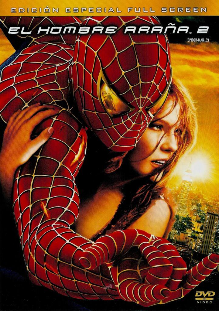 El hombre araña 2 (2004) HD 1080p Latino