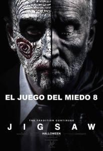 El juego del miedo 8 (2017) HD 1080p Latino