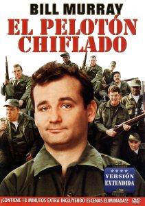 El pelotón chiflado (1981) HD 1080p Latino