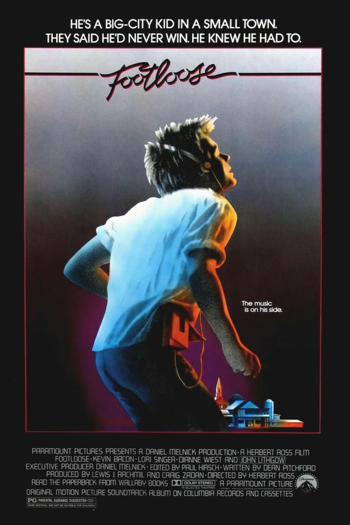 Footloose (1984) HD 1080p Latino