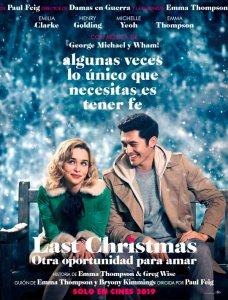 Last Christmas: otra oportunidad para amar (2019) HD 1080p Latino