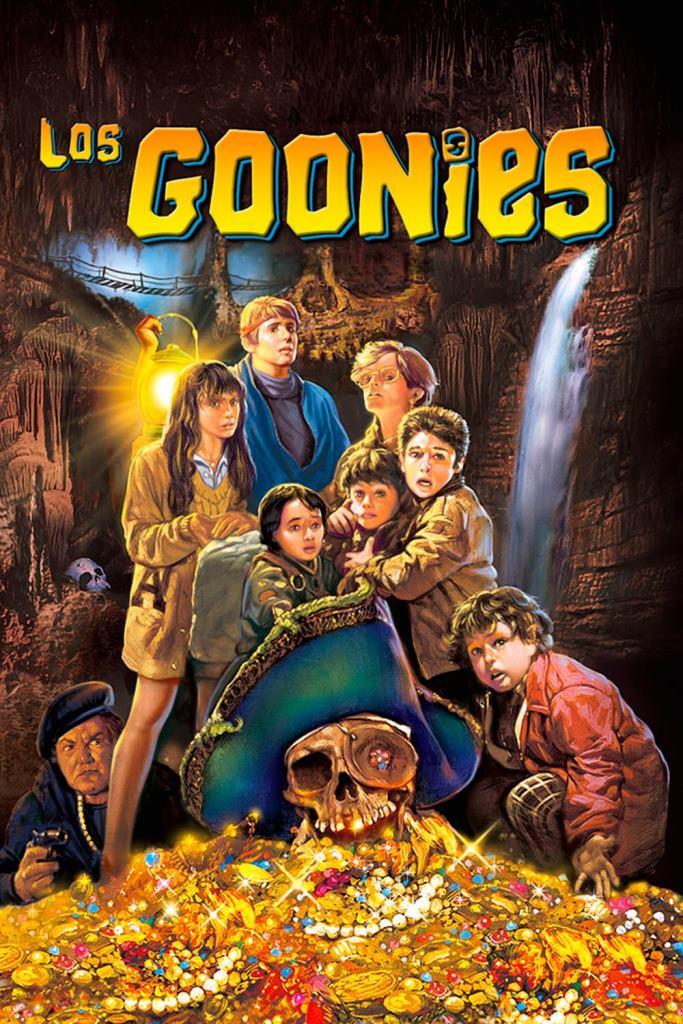 Los Goonies (1985) DVD-Rip Latino