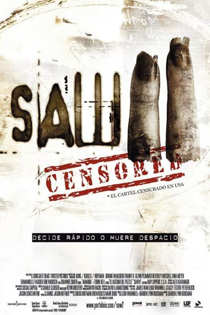 Saw II (2005) HD 1080p Latino