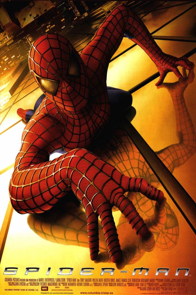 Spider-Man (2002) HD 1080p Latino