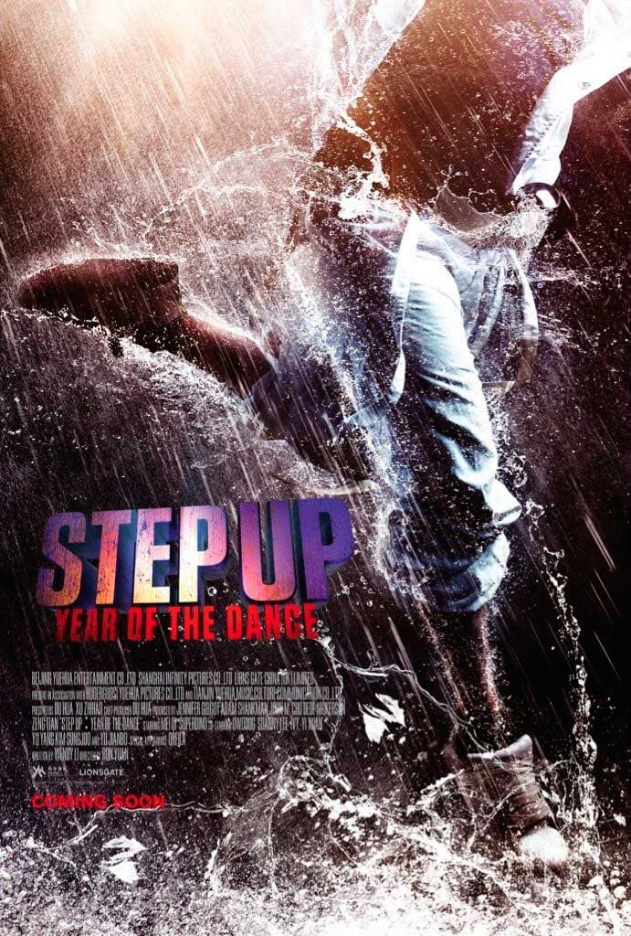 Step Up China (2019) HD 1080p Latino