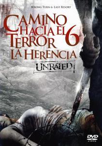 Camino hacia el terror 6: La Herencia (2014) HD 1080p Latino