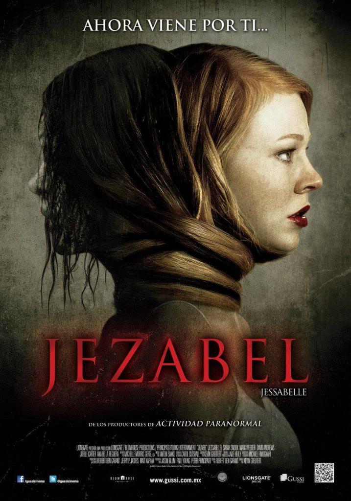 Jezabel: Las dos caras del terror (2014) HD 1080p Latino