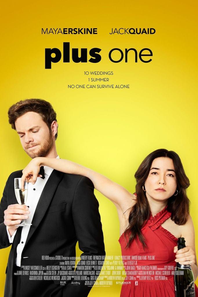 Plus One (2019) HD 1080p Latino