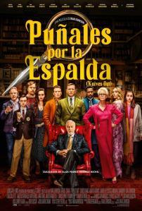Puñales por la espalda (2019) HD 1080p Latino