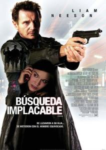 Búsqueda implacable (2008) HD 1080p Latino