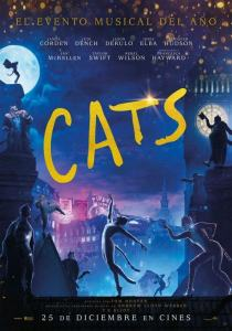 Cats (2019) HD 1080p Latino