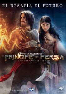 El Príncipe de Persia: Las arenas del tiempo (2010) HD 1080p Latino