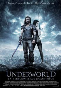Underworld: La rebelión de los Lycans (2009) HD 1080p Latino