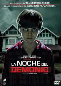 La noche del demonio (2010) HD 1080p Latino