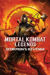 Mortal Kombat Legends: La venganza de Scorpion (2020) HD 1080p Latino