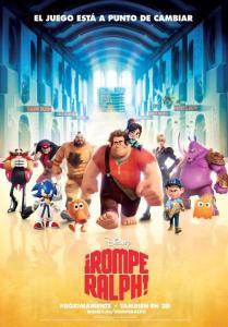 ¡Rompe Ralph! (2012) HD 1080p Latino
