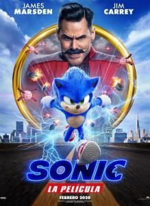 Sonic: La película (2020) HD 1080p Latino
