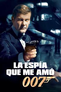 Agente 007: La espía que me amó (1977) HD 1080p Latino