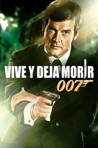 Agente 007: Vive y deja morir (1973) HD 1080p Latino