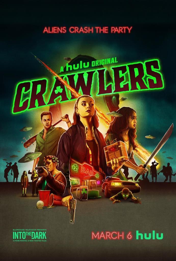 Crawlers (2020) HD 1080p Latino
