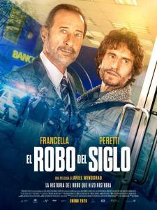 El robo del siglo (2020) HD 1080p Latino