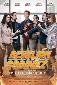Rebelión de los Godínez (2020) HD 1080p Latino