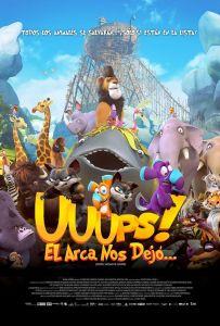 ¡Uuups! El Arca nos dejó (2015) HD 1080p Latino