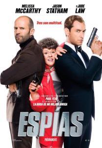 Espías (2015) HD 1080p Latino