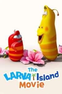 Isla Larva: La película (2020) HD 1080p Latino