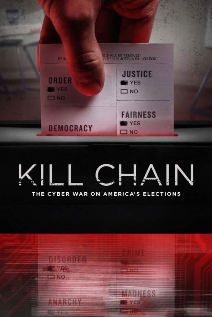 Kill Chain: La Ciberguerra en las elecciones de los EU (2020) HD 1080p Latino