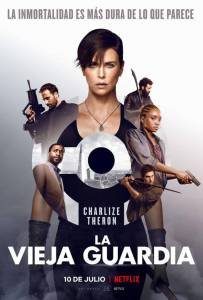 La vieja guardia (2020) HD 1080p Latino