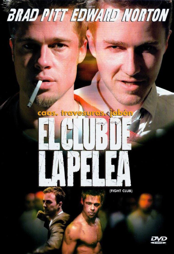 El club de la pelea (1999) HD 1080p Latino