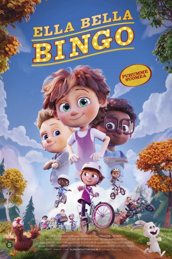 Ella Bella Bingo (2020) HD 1080p Latino