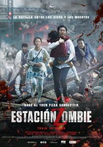 Estación Zombie (2016) HD 1080p latino