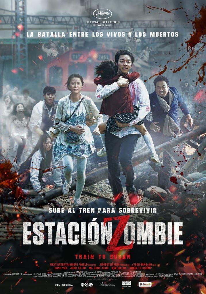 Estación Zombie (2016) HD 1080p latino