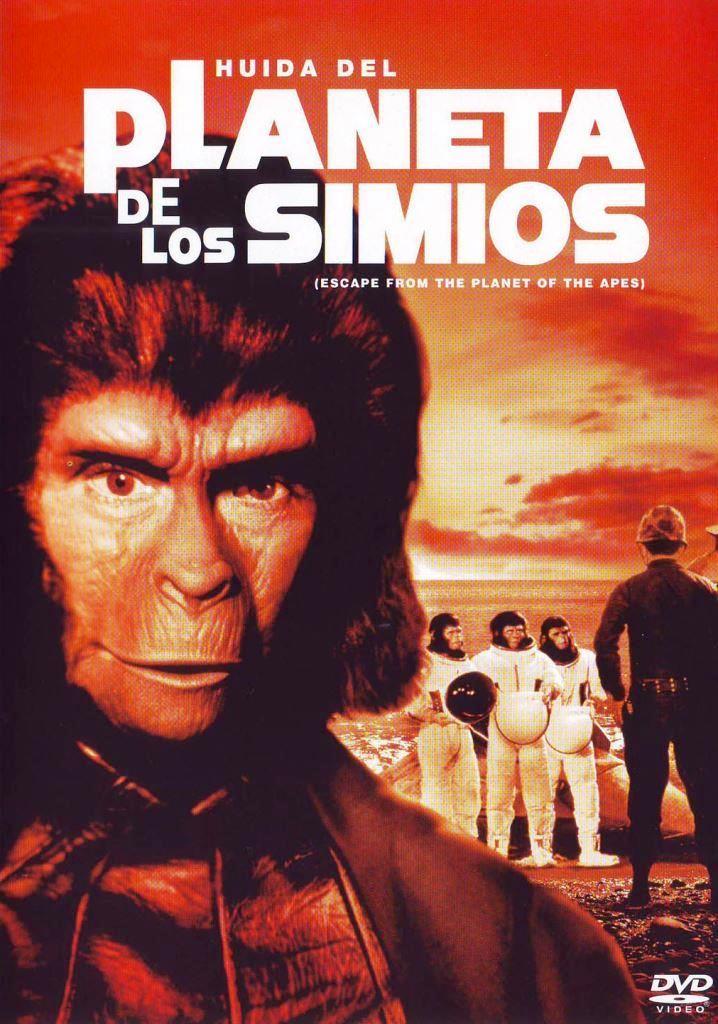 Huida del planeta de los simios (1971) HD 1080p Latino