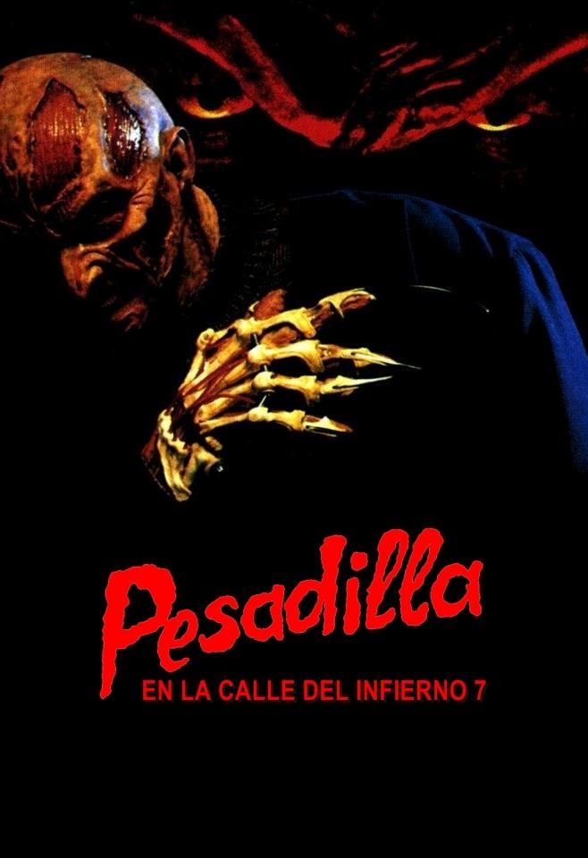 Pesadilla en la calle del infierno 7 (1994) HD 1080p Latino