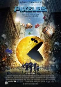 Pixeles (2015) HD 1080p Latino
