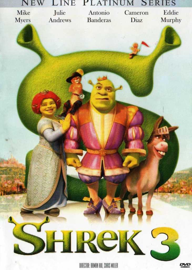 Shrek 3 (2007) HD 1080p Latino